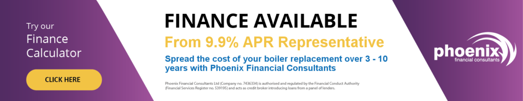 Boilers on finance with Phoenix